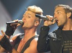 A FRIEND IN LONDON, Backstreet Boys, Howie D, Melodi Grand Prix 2012, New Tomorrow, Pauseunderholdning, © Jacob Stisen