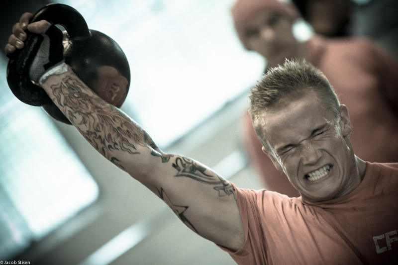 Aalborg Kaserner, CrossFit, Crosstraining, Fitness World, © Jacob Stisen